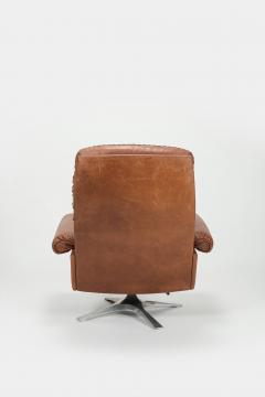 de Sede De Sede DS 31 High back armchair leather 70s - 2016381