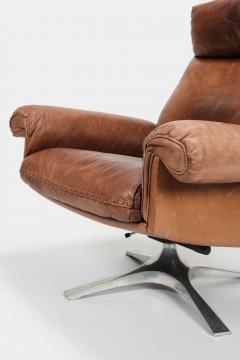 de Sede De Sede DS 31 High back armchair leather 70s - 2016383