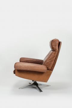 de Sede De Sede DS 31 High back armchair leather 70s - 2016386
