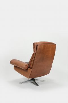 de Sede De Sede DS 31 High back armchair leather 70s - 2016389