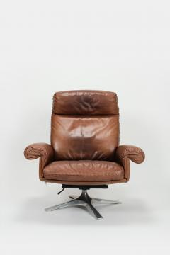 de Sede De Sede DS 31 High back armchair leather 70s - 2016391