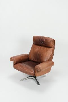 de Sede De Sede DS 31 High back armchair leather 70s - 2016413