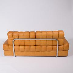 de Sede De Sede DS 85 Natural Daybed Leather Sofa Day bed Bed - 1936205