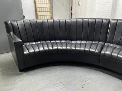 de Sede Leather Sectional Sofa De Sede Style - 1930909