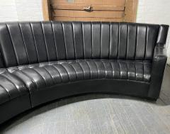 de Sede Leather Sectional Sofa De Sede Style - 1930911