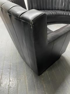 de Sede Leather Sectional Sofa De Sede Style - 1930917