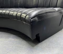 de Sede Leather Sectional Sofa De Sede Style - 1930919