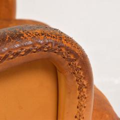 de Sede Midcentury Set of Two De Sede S 231 James Bond Swivel Arm Lounge Chairs 1960s - 1177600