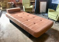 de Sede Vintage De Sede DS 80 Patchwork Leather Daybed Switzerland 1960s - 1135505