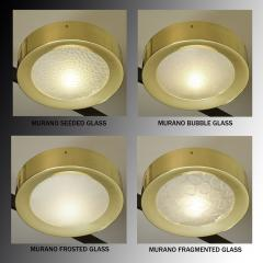 form A Oculus Articulating Ceiling Light Oval Version with Carved Glass - 2113612