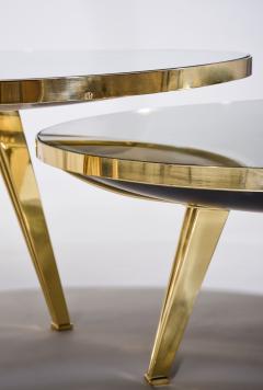 form A Riflesso Coffee Tables Set of Three - 1258215