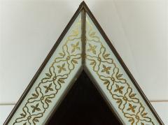 glomis French Art Deco Diamond Form Mirror - 649589