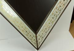 glomis French Art Deco Diamond Form Mirror - 649590