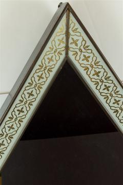 glomis French Art Deco Diamond Form Mirror - 649591