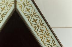 glomis French Art Deco Diamond Form Mirror - 649592