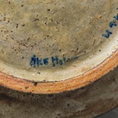ke Holm KE HOLM dishes signed glazed stoneware  - 829298
