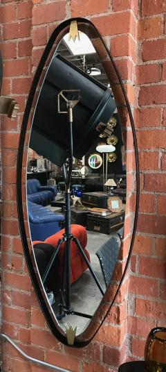 ma 39 MA39 Oversized Oval Wall Mirror Italy - 1181233
