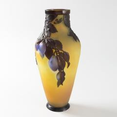 mile Gall Fruit Branch Vase by Emile Gall  - 1092789