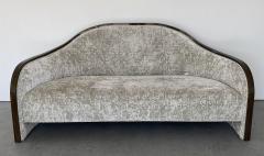 mile Jacques Ruhlmann 1940s French Macassar Sofa Style of Ruhlmann - 1951595