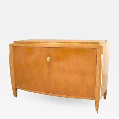 mile Jacques Ruhlmann Emile Jacques Ruhlmann French Art Deco Burled Amboyna Commode - 1612552