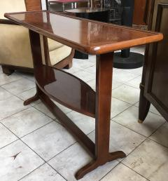 mile Jacques Ruhlmann J E Ruhlmann style art deco superb chicest console or serving table - 1245431