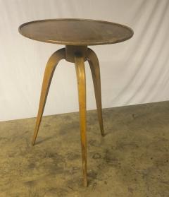 mile Jacques Ruhlmann J R Ruhlmann attributed tripod coffee table - 1258008
