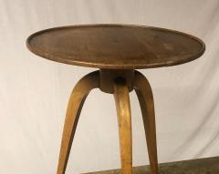 mile Jacques Ruhlmann J R Ruhlmann attributed tripod coffee table - 1258010