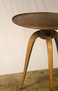 mile Jacques Ruhlmann J R Ruhlmann attributed tripod coffee table - 1258011