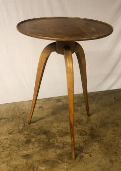 mile Jacques Ruhlmann J R Ruhlmann attributed tripod coffee table - 1258012