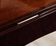 mile Jacques Ruhlmann Rare Rosewood Game Table by mile Jacques Ruhlmann - 1550830