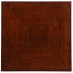 mile Jacques Ruhlmann Rare Rosewood Game Table by mile Jacques Ruhlmann - 1552638