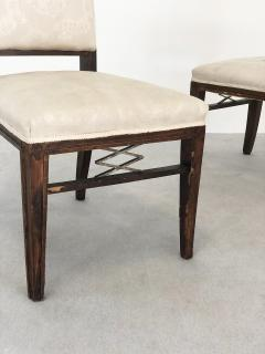 mile Jacques Ruhlmann pair of chairs by JACQUES MILE RUHLMANN for ATELIER J E RUHLMANN - 932748