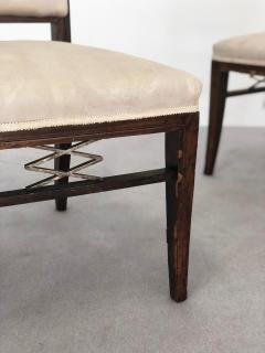 mile Jacques Ruhlmann pair of chairs by JACQUES MILE RUHLMANN for ATELIER J E RUHLMANN - 932751