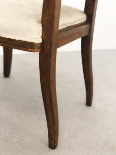 mile Jacques Ruhlmann pair of chairs by JACQUES MILE RUHLMANN for ATELIER J E RUHLMANN - 932753