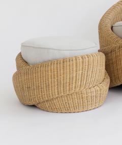 nea studio Knotty footrest - 1530933