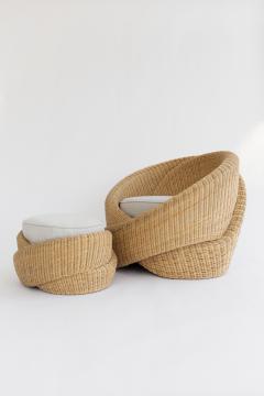 nea studio Knotty footrest - 1530935