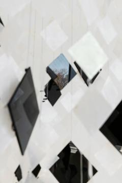 nea studio Solar Chandelier White - 1533037