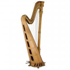 rard Antique Gothic Revival harp by Erard - 2022751