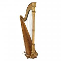 rard Antique Gothic Revival harp by Erard - 2022752