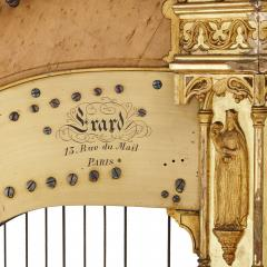 rard Antique Gothic Revival harp by Erard - 2022755