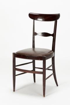 1 25 Italian Chiavari Chairs 50 s - 1480549