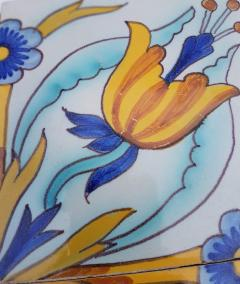 1 of the 144 Handmade Antique Ceramic Iles by Devres France 1910s - 1298767