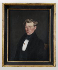 Milton W Hopkins Portrait of a Young Man c 1835 - 9465