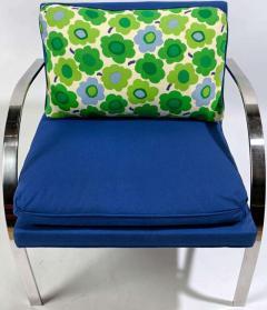 Pair All Original Arco Club Chairs By Paul Tuttle 1918 2002 c 1960s - 13885