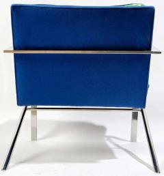 Pair All Original Arco Club Chairs By Paul Tuttle 1918 2002 c 1960s - 13886