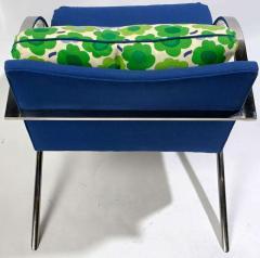 Pair All Original Arco Club Chairs By Paul Tuttle 1918 2002 c 1960s - 13887