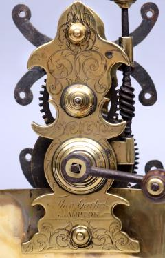 Finely Decorated Spit Engine - 9387