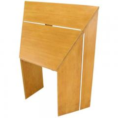 Rare Jay Spectre Perceptive Drop Front Desk circa 1980s - 14975