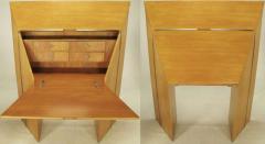 Rare Jay Spectre Perceptive Drop Front Desk circa 1980s - 14977