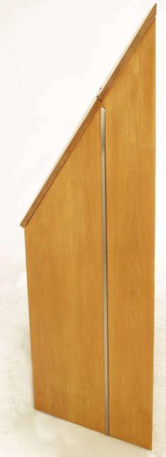 Rare Jay Spectre Perceptive Drop Front Desk circa 1980s - 14978